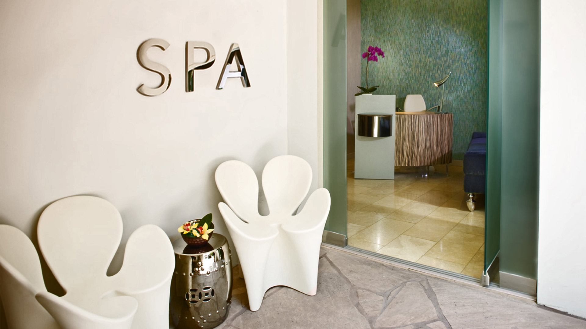 Nothing like a Spa for the Holiday