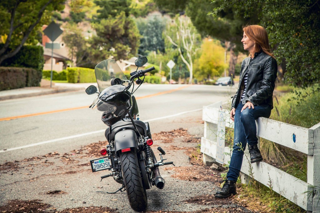 Feature: Bernadette Murphy – From Knitting to Motorcycles, it's all about risk says this Antioch University Professor