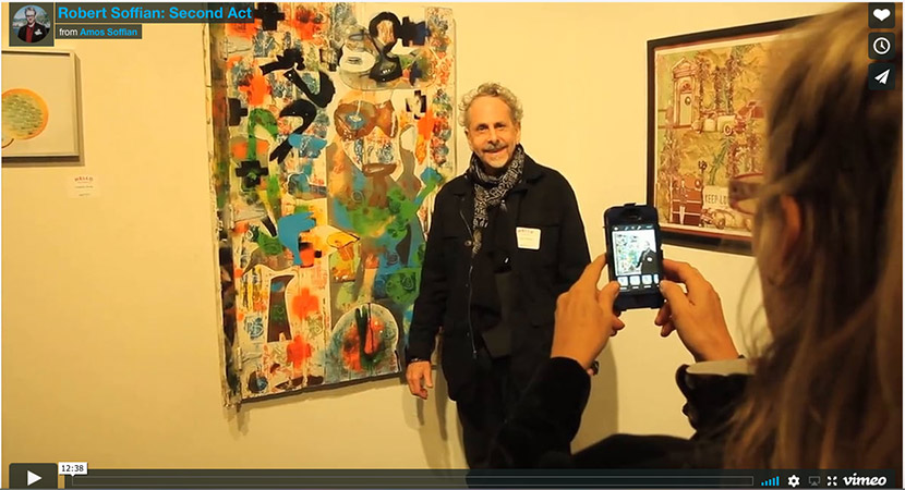 ART TODAY 02.03.18 New Adventures in Art: A short-film documentary on the works of Robert Soffian